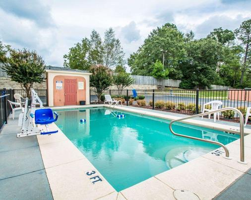 Econo Lodge - Dothan - Pool