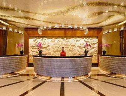 Ramada Plaza Shanghai Pudong Airport - Shanghai - Lobby