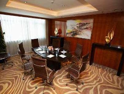 Ramada Plaza Shanghai Pudong Airport - Shanghai - Meeting room