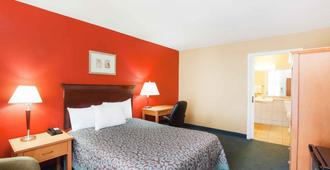 Days Inn by Wyndham San Antonio Alamo/Riverwalk - San Antonio - Bedroom