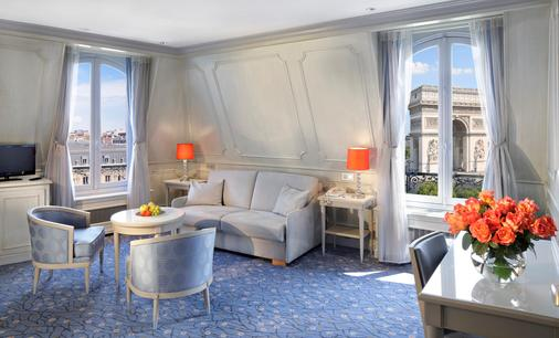 Splendid Etoile - Paris - Living room