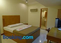 Cebuview Tourist Inn - Cebu City - Bedroom
