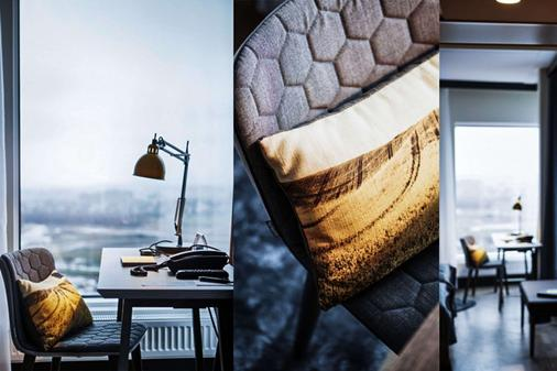Quality Hotel View - Malmö - Living room