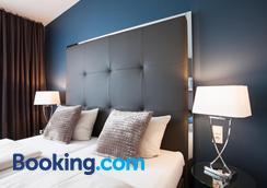 Hotel du Nord - Hamburg - Bedroom