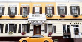 Impressa Hotel - Kiev - Building