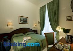 Hotel Sonya - Rome - Bedroom