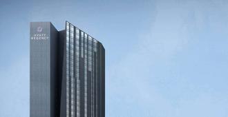 Hyatt Regency Tianjin East - Tianjin - Building
