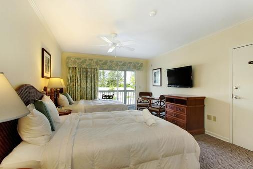 Seaside Inn - Sanibel - Bedroom