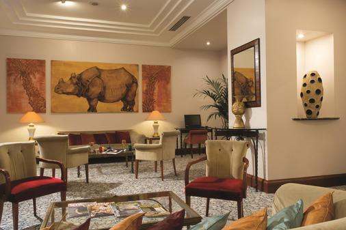 Hotel Dei Mellini - Rome - Lobby