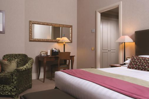 Hotel Dei Mellini - Rome - Bedroom