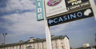 Service Plus Inn and Suites - Grande Prairie - Grande Prairie - Building