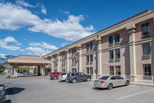 Quality Inn South - Colorado Springs - Bar