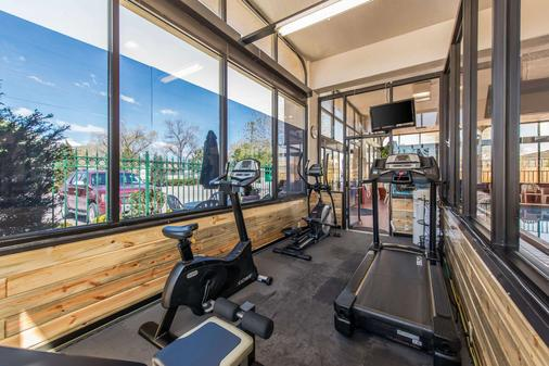 Quality Inn South - Colorado Springs - Gym