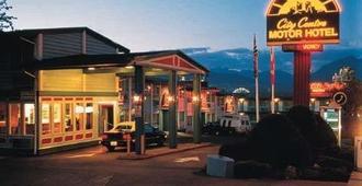 City Centre Motor Hotel - Vancouver - Building