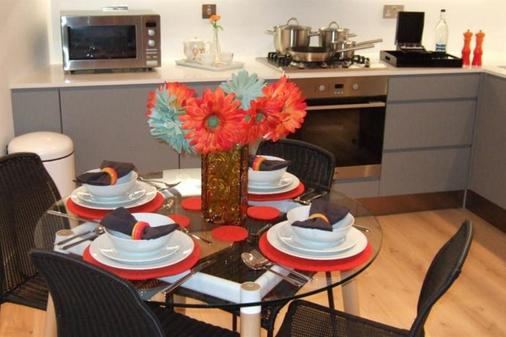 Smart City Apartments - London Bridge - London - Dining room