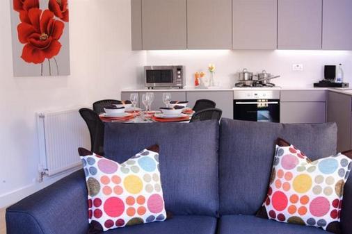 Smart City Apartments - London Bridge - London - Kitchen