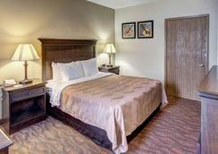 Quality Inn West - Branson - Bedroom
