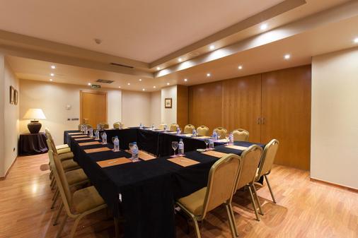 Hotel Silken Luis De León - León - Meeting room