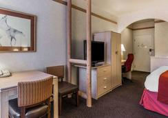 Quality Suites - Moab - Bedroom