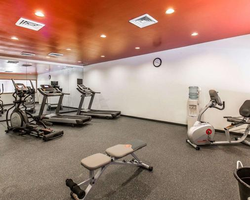 Quality Suites - Moab - Gym