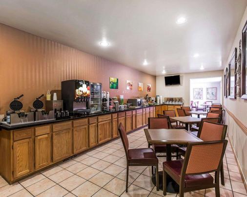 Quality Suites - Moab - Kitchen
