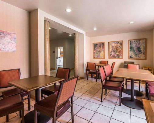 Quality Suites - Moab - Restaurant