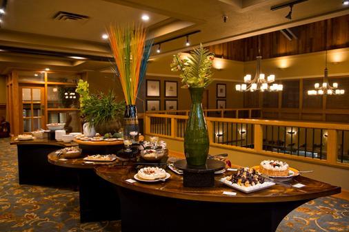 Banff Park Lodge - Banff - Restaurant