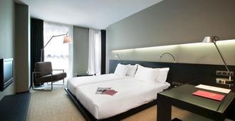 Hotel Silken Gran Teatro Burgos - Burgos - Bedroom