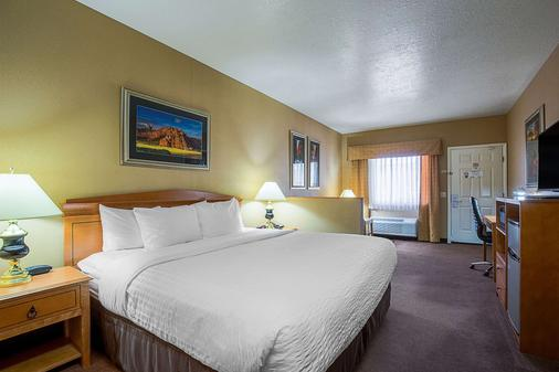 Clarion Suites St George South - Saint George - Bedroom