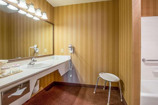 Clarion Suites St George South - Saint George - Bathroom