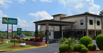 Quality Inn & Suites - Athens - Building