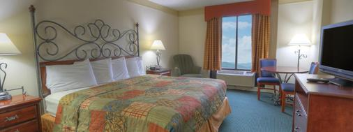 Country Cascades Waterpark Resort - Pigeon Forge - Bedroom
