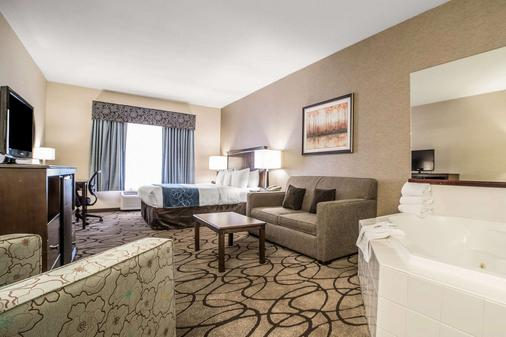 Comfort Suites Airport - Salt Lake City - Bedroom
