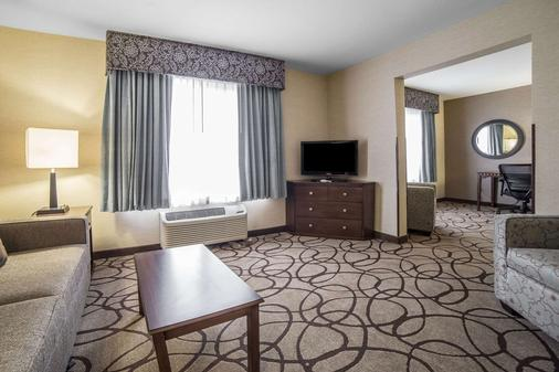 Comfort Suites Airport - Salt Lake City - Living room