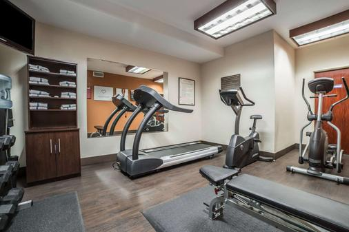 Comfort Suites Airport - Salt Lake City - Gym