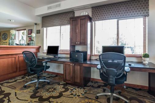 Comfort Suites Airport - Salt Lake City - Business centre