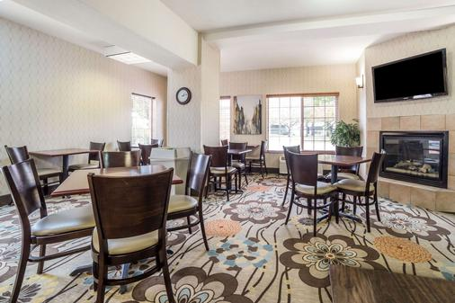 Comfort Suites Airport - Salt Lake City - Restaurant