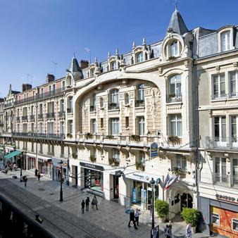 Best Western Hotel D'Arc - Orléans - Building