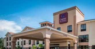 Comfort Suites - Panama City - Building