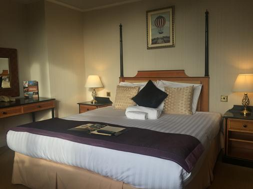 Brook Mollington Banastre Hotel And Spa - Chester - Bedroom
