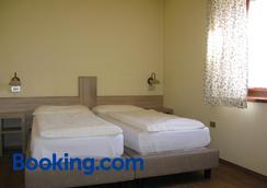 Residence L'Arcobi - Livigno - Bedroom