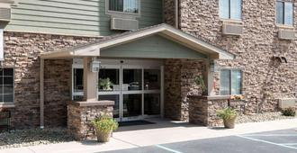 Suburban Extended Stay Hotel - Morgantown - Building