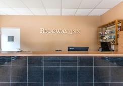 Rodeway Inn North - Sandusky - Lobby