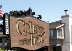 Colton Inn - Monterey - Outdoor view