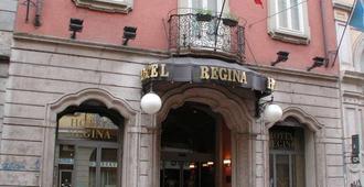 Hotel Regina - Milan - Building