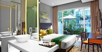 Park Regis Singapore - Singapore - Bedroom