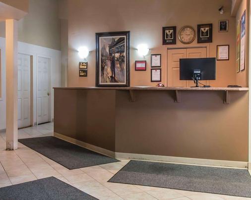 Econo Lodge - Thunder Bay - Lobby
