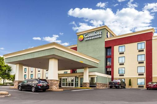 Comfort Inn & Suites - Knoxville - Building