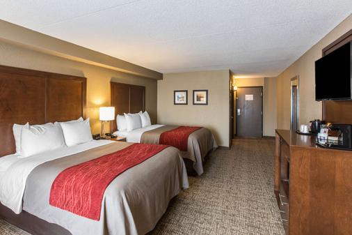 Comfort Inn & Suites - Knoxville - Bedroom