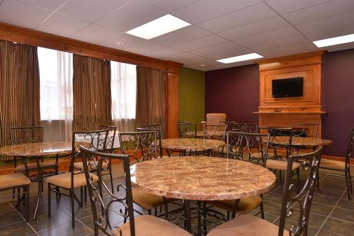 Americas Best Value Inn & Suites - Kansas City - Kansas City - Restaurant